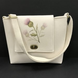 Posh Tote Bag - Thistle