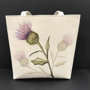Posh Shopper - Thistle